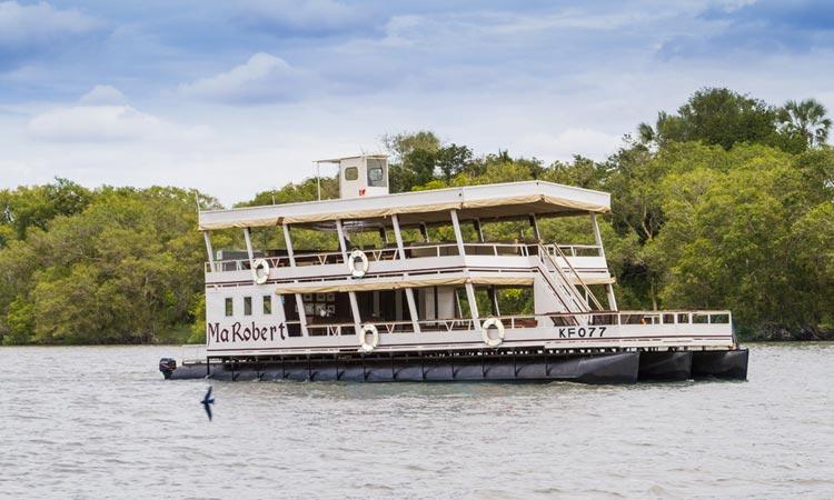 Ma Robert Zambezi River Cruise