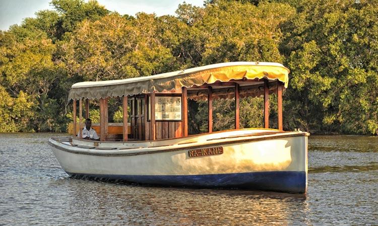Ra Ikane Zambezi River Cruise